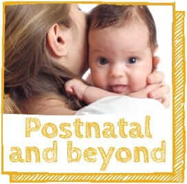 postnatal massage at heaven therapy beauty salon in cullercoats