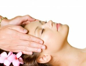 indian head massage at heaven therapy beauty salon in cullercoats tyne and wear