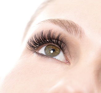 Russian lashes, top beauty salon in Tyneside