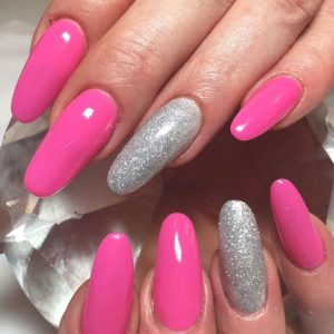 gel nail extensions gift voucher