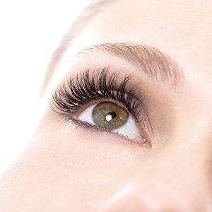 Russian lashes, top beauty salon in Tyneside