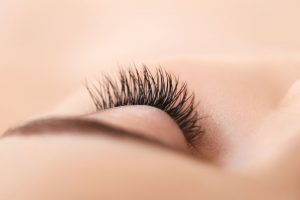 LashLift at heaven therapy beauty salon in cullercoats