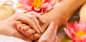 reflexology treatments in north shields at heaven therapy