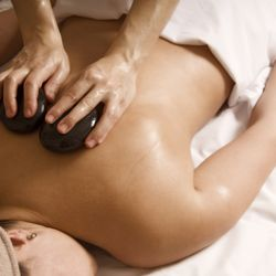 Hot Stone Full Body Massage (60mins)