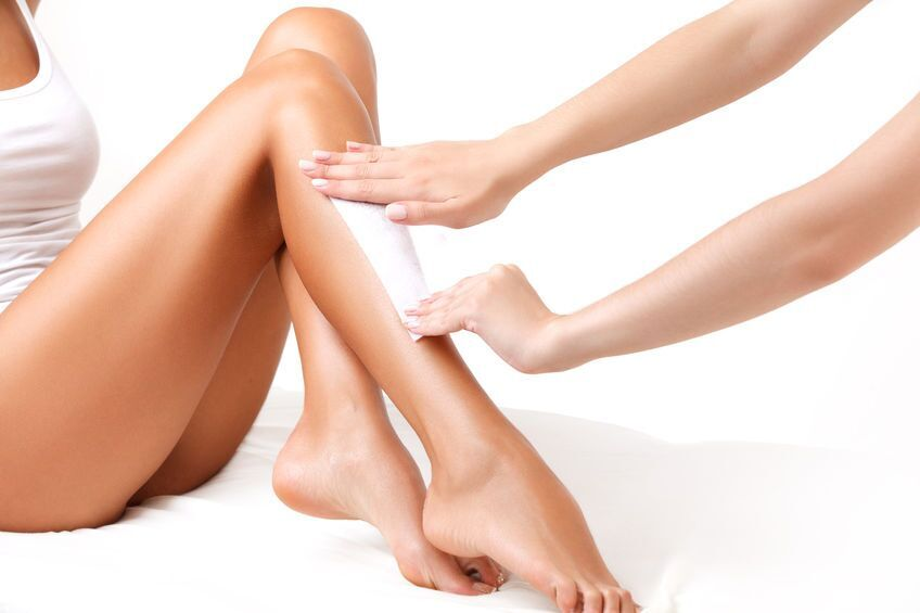 waxing treatments at heaven therapy beauty salon in tynemouth north shields wallsend shiremoor