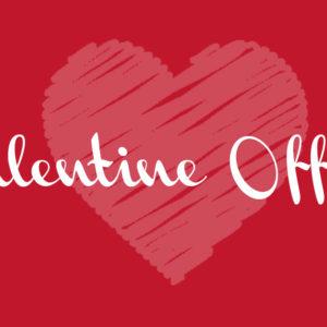 Valentines e-Vouchers