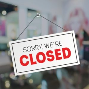Heaven Therapy Temporarily Closed From Saturday 21st March