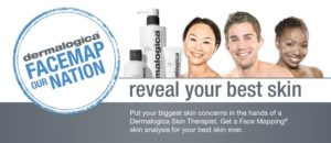 Free Dermalogica Face Mapping