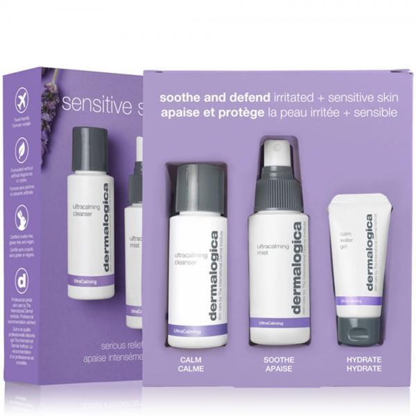 Dermalogica Sensitive Skin Rescue Skin Kit