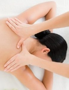 massage to help with bad posture at heaven therapy beauty salon north shields