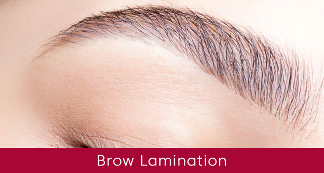Brow Lamination in Cullercoats, Newcastle Upon Tyne