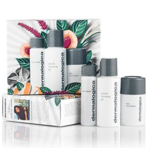 Dermalogica Cleanse And Glow To Go Gift Set
