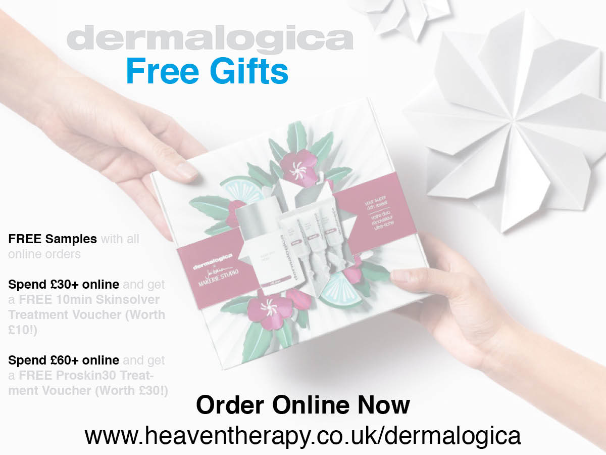 Dermalogica Special Offers & Promotions Online Newcastle & Gateshead