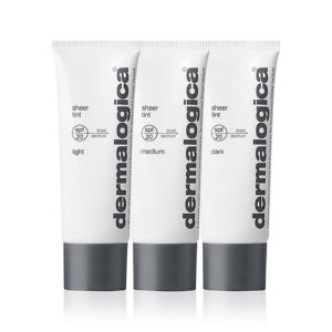 Dermalogica Sheer Tints And Primers