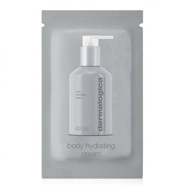 Body Hydrating Cream Sample