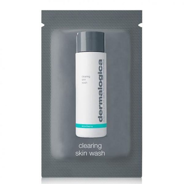 Clearing Skin Wash Sample
