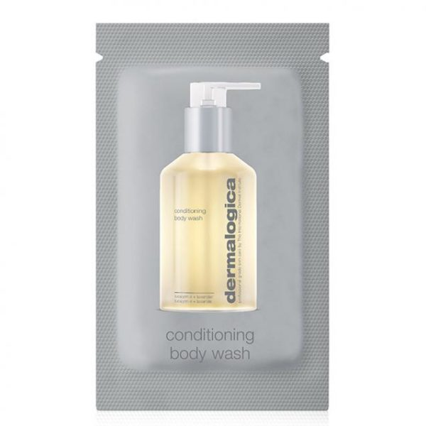 Conditioning Body Wash Sample