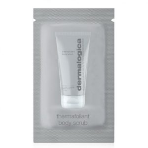 Thermafoliant Body Scrub Sample